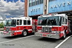 Twin Lights Evr Emergency Vehicle Repair New Firetruck